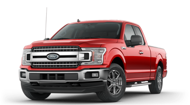 2020 Ford F-150 XLT 4x4 XLT  SuperCab 6.5 ft. SB